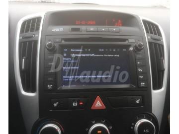 Штатное головное устройство Kia Ceed 2007-2012