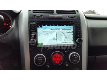 Штатное головное устройство Suzuki Grand Vitara
