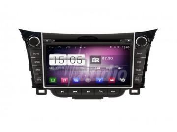 Штатное головное устройство Hyundai i30 2012